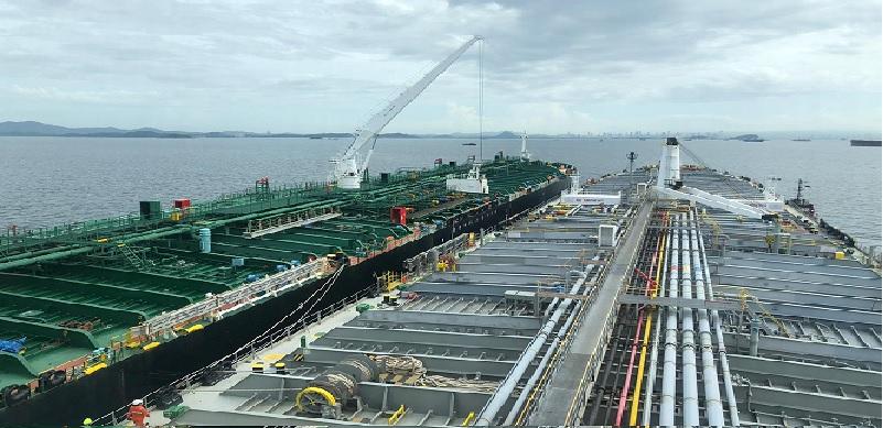 En 6 meses de estado de excepción, EP FLOPEC transportó más de 70 millones de barriles de hidrocarburos (crudo y derivados)
