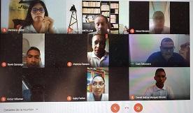 17 estudiantes de Bachillerato Técnico Productivo inician 600 horas académicas, mediante tele prácticas en EP FLOPEC